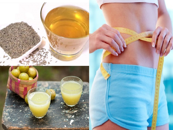 Drink Amla and Jeera Juice Every Morning to Lose Weight