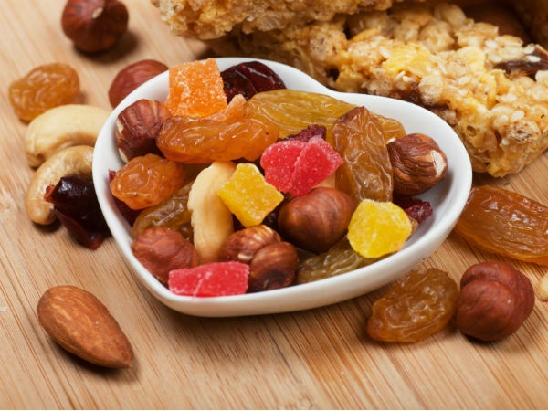 Nuts in Your Childrens Diet: Benefits, Side Effects & Recipes in Telugu
