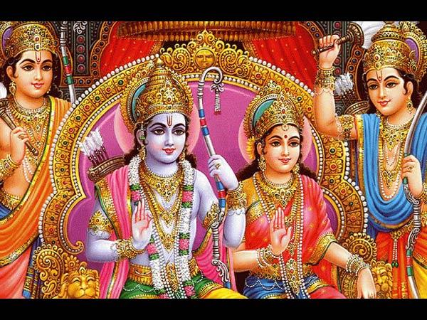 Ram Navami 2021: శ్రీరాముని పట్టాభిషేకం ఎలా జరిగిందో తెలుసా...