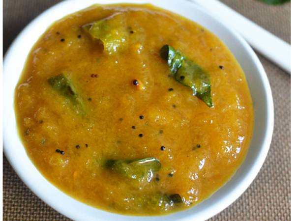 Summer Special: Mago Pachadi Recipe In Telugu