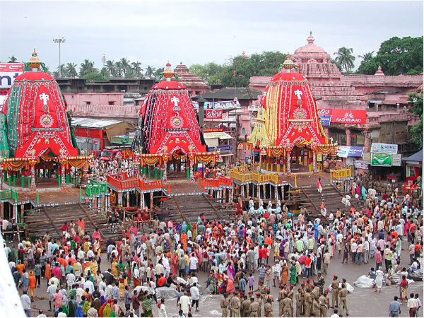 Jagannath Puri Rath Yatra 2021: ఈ ఏడాదీ జగన్నాథుడి ప్రత్యక్ష దర్శనం లేనట్టే...ఆన్ లైనులోనే రథయాత్ర వేడుకలు...