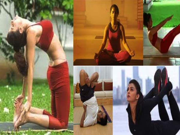 International Yoga Day:యోగా ఈ  తారల జీవితాన్నే మార్చేసిందని తెలుసా...