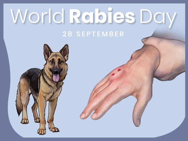 World Rabies Day 2021: కుక్క కాటు తర్వాత రేబీస్ రాకుండా ఉండాలంటే...
