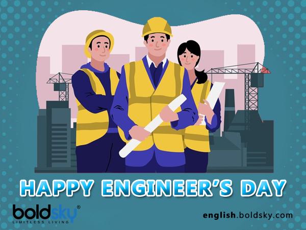 Engineer's Day 2021:ఇంజినీర్స్ డే ఎందుకు జరుపుకుంటారంటే...