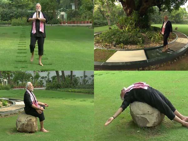 Happy Birthday Narendra Modi:71వ ఏళ్ల వయసులోనూ ప్రధాని ఆరోగ్యంగా, చురుగ్గా ఉండటం వెనుక ఉన్న రహస్యాలేంటో తెలుసా