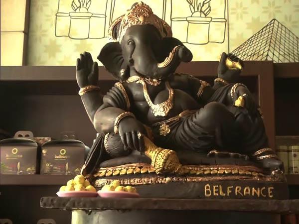 Ganesh Chaturthi Special: డార్క్ చాక్లెట్ వినాయకుడి గురించి ఈ విశేషాలు తెలుసా...