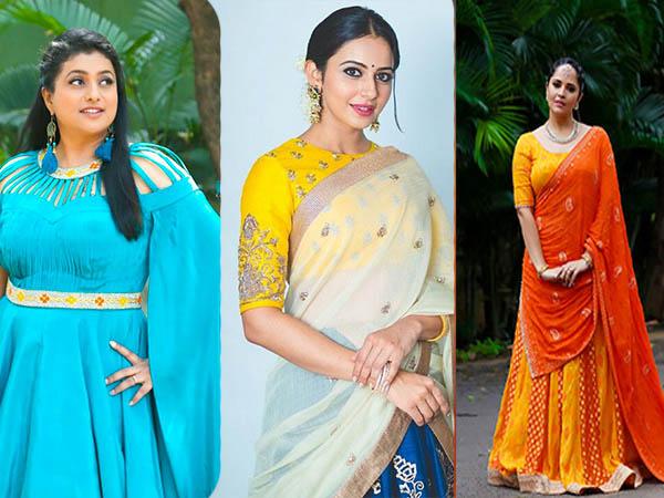 Diwali Outfits:దీపాల పండుగ వేళ ఈ డ్రస్సులతో మతాబుల కంటే ఎక్కువగా మెరుస్తారు...