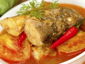 Andhra Style Fish Korma Recipe Chritmas Special