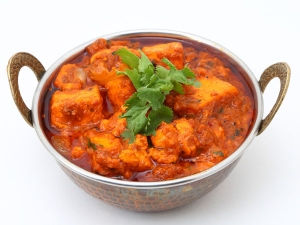 Easy Spicy Paneer Chicken Gravy Recipe