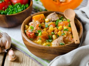 Easy Tasty Chicken Sweet Corn Gravy Recipe