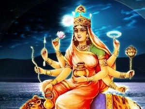నవరాత్రి 4వ రోజు పూజ మరియు మంత్రము