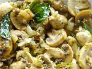 Mushroom Fry