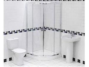 Shower Room Decoration 130811 Aid