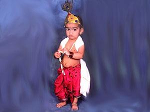Dressing Kids Like Krishna Janmashtami 200811 Aid