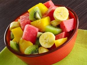 Navratri Special Fruit Salad 031011 Aid