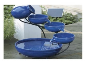 Artificial Water Fountains Attractive Aid