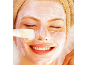 Facial Bleaching Glowing Face Skin And Care Aid