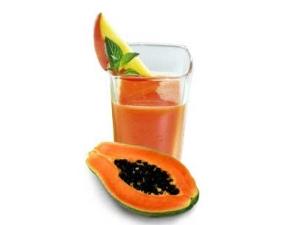 Cool Summer Papaya Boppay Juice Recipe Aid
