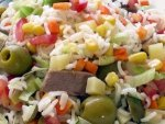 Summer Special Russian Salad Aid