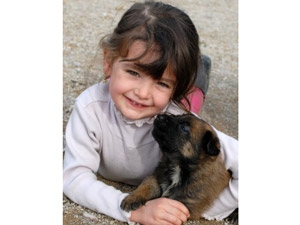 Kids Care About Their Pets Aid