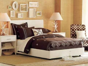 Bedroom Decoration Relax Recharge Aid
