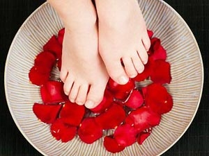 Home Made Tips Foot Care Aid