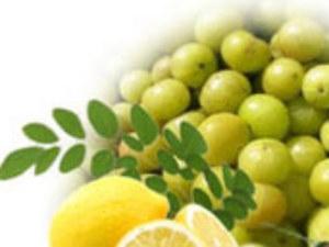 Lemon Gooseberry Hair Care Aid