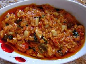 Tomato Kaju Curry Aid