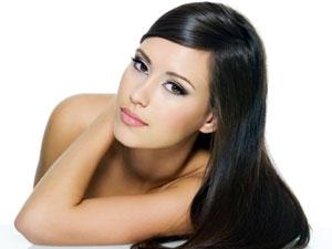 Hair Care Through Egg Beautiful Lustrous Hair Aid
