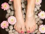 Some Easy Natural Foot Care Tips Women