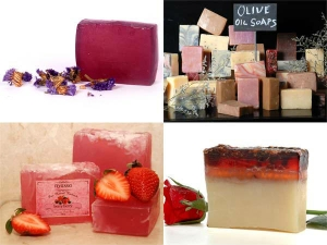 Skin Care With Natural Handmade Soaps