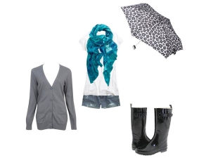 What Wear During Rainy Season