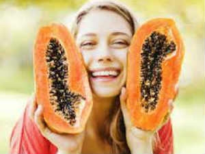 Papaya Face Pack Face Pimples
