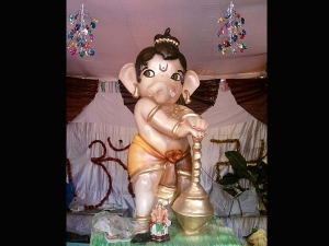 Theme Decors Ganesh Chaturthi