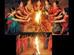 Pongal First Day Special Bhogi Mantalu