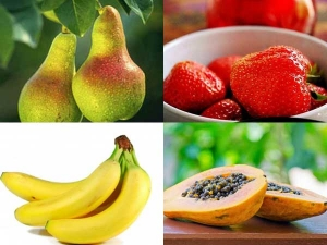 Homemade Fruit Hair Conditioners