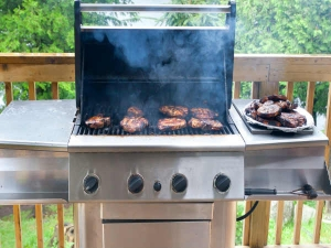 How Clean An Outdoor Gas Grill