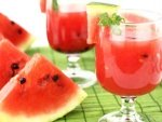 Watermelon Mint Mocktail