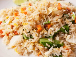 Chinese Tomato Egg Rice Recipe
