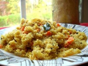 Masala Upma Special Breakfast
