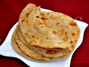 Rajma Parantha Breakfast Recipe