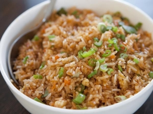 Chinese Fried Rice With Soy Sauce