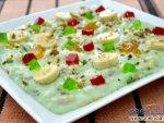 Chana Dal Banana Kheer Recipe Raksha Bandhan