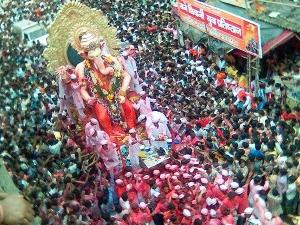 Richest Ganesha Festivals India