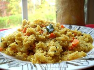 Cabbage Rava Upma Recipe Pregnant Women
