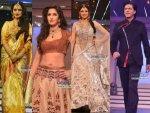 Celebrities Walk The Ramp On Yash Raj Birthday