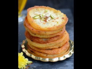 Mava Malpua Diwali Special Sweet