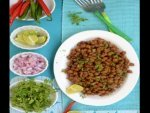 Weekend Special Chatpate Chane Recipe