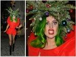 Lady Gaga Christmas Tree Hat