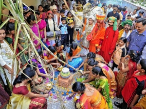 Bhogi Significance How Celebrated Bhogi